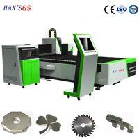 140m/Min High Speed Fiber Laser Cutter (GS-LFD3015) thumbnail image