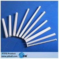 PTFE wafer carrier bar