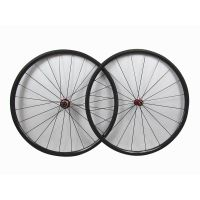 chinese factory tubular complete wheel 24mm depth with novatec hub