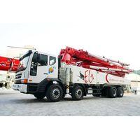 Boom concrete pump Elephant 5RZ52