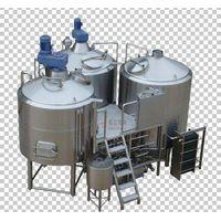 500L Commercial beer brew equipment