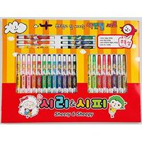 Sheery&Sheppy  color pencil sets