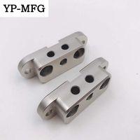 Shenzhen Industry Cnc Machining Parts Aluminum Precision 5 Axis Cnc Machining Milling Parts thumbnail image