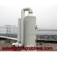 FRP Acid Mist Gas Scrubber