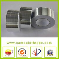 Fireproof Waterproof Aluminum Foil Tape From Shanghai Factory