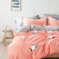 100% cotton bedding set 200TC 300TC reactive printed cotton sheet sets thumbnail image