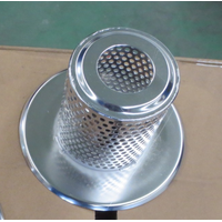 customized Sintered Filter Elements / Filter Baskets and Cup Filter for different use thumbnail image