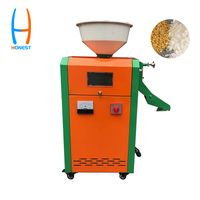 HONEST 6N40A Factory Price Portable Mill Rice Milling Machine