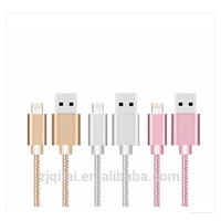 Micro usb 1 in 2 cable with male to female