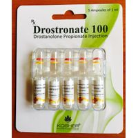 Drostronate 100 (Drostanolone Propionate 100 mg/ml)