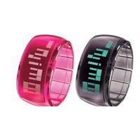 ODM Watches Plastic Watch (ISO9001: 2000/SGS Report/ OEM ODM dd101 ODM Watch LED Watch) thumbnail image