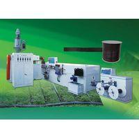 melt-flow type drip irrigation tape making machine