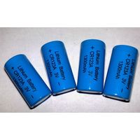 3v Non-Rechargeable Lithium battery CR123A CR17345 16340 DL123A for LED Flashlight thumbnail image