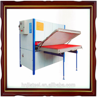 Wood plastic panel digital uv printing machine