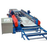 Steel Security Doors  Roll Forming Machine