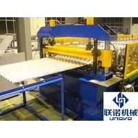 Roof Panel Roll Forming Machine-Siyang Unovo Machinery Co.,LTD