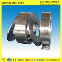 sus 201 stainless steel strips