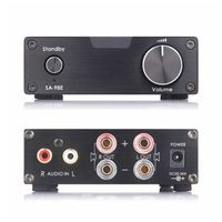 SA-98E 160Wx2 Class-T Big Power HIFI Audio Digital Amplifier AMP With High Power Supply