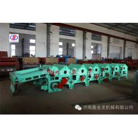 Automatic-feeding cotton waste recycling machine\
