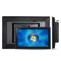 industrial Windows All in One PC J1900 Touch Screen 11.6""