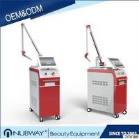 1500mj single pulse power q switch nd yag laser tattoo removal system