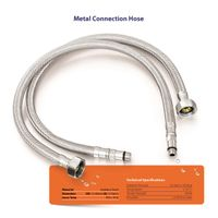 Metal Connection Hose (wire braided) thumbnail image