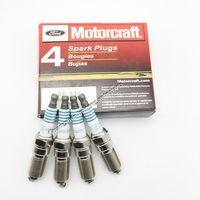 Free Shipping 4 pcs SP 530 AYFS 32Y R ILTR5K-13 Iridium Spark Plugs For Ford SP-530 AYFS-32Y-R ILTR5