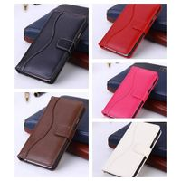 Flip Cover Case 6, Mobile phone Flip Leather Protective Cases for Sony, Motorola, LG, ZTE, HuaWei...