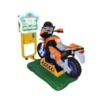 Coin Operated games 3D video swing machine kiddie ride machine amusement park rides thumbnail image