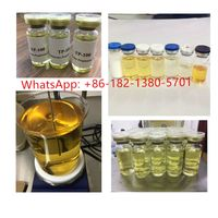 Injectable Anabolic Steroids Tren 100 Trenbolone Acetate /Trenbolone Enanthate 100mg 10ml Oil Liquid