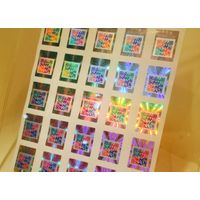 Colorful QR Code Sticker