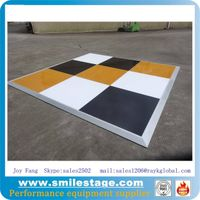 Used wedding dance floor laminate dance floors for events