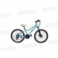 "24"" alloy frame MTB kids bike/disc brake,suspension fork,children bike/beautiful bicycle-jd37"