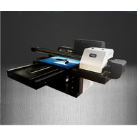 A2 size 6090 uv led printer machine print direct to substrate