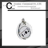 Zinc Alloy Trolly Coin