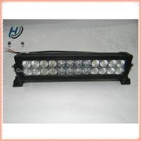 pure white 4x4 high lumens offroad led light bar