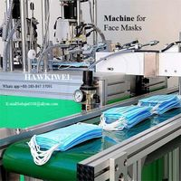 FACE MASKS MAKING MACHINE