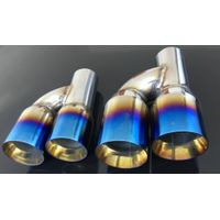 SS304 car tail exhaust pipe