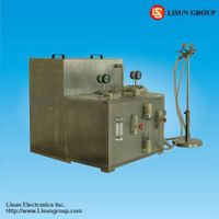 JL-X Waterproof IP Test Chamber for Electrical Equipment Test Regards to IEC60598 IEC60529
