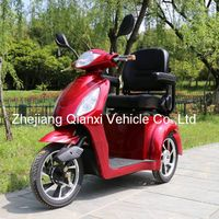 3 Wheel Elderly People Electric Mobility Scooter with Ce Certificate
