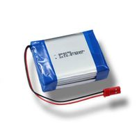 Low temperature polymer battery 984050 7.4V 2000mAh