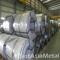 Add to CompareShare 316 316L 304 high quality low price 0.4mm HR stainless steel coil strip factory