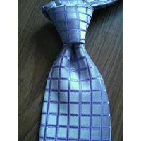 Check Woven Neck tie thumbnail image