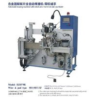 Automatic brazing machine for TCT saw blade-with Robot