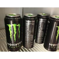 Monster Energy Drink 500ml Cans thumbnail image