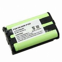 For Panasonic NI-MH HHR-P104 2.4G Cordless Telephone Rechargeable Battery Pack