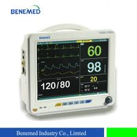Hot sale 12 inch multi parameter hospital use patient monitor thumbnail image