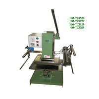 Manual hot foil stamping machine(HM-TC2129) thumbnail image