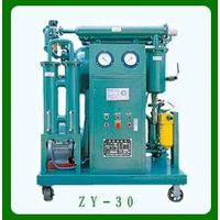 ZY series high efficiency vacuum oil purifier thumbnail image