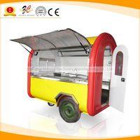 China export mobile food cart thumbnail image